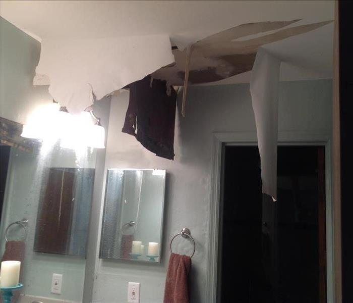 Pipe Breaks in Fernandina Beach Vacation Home Before