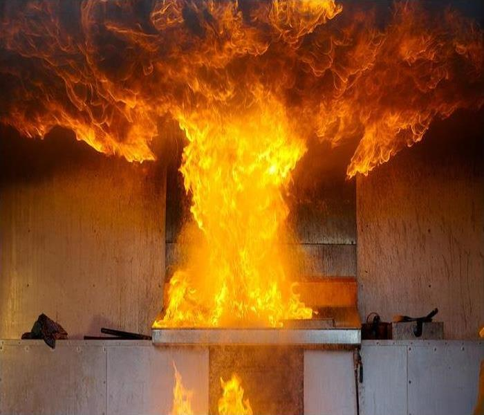 Fire Damage Top Tips To Prevent Kitchen Fires