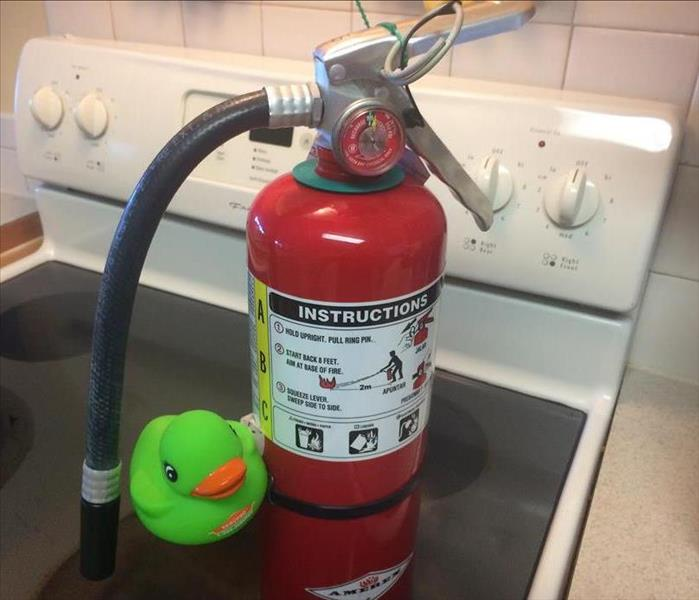 Fire Damage SERVPRO Fernandina Beach/Yulee/North Jax Shares Tips on Using Fire Extinguishers