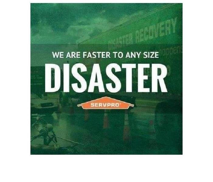 Storm Damage When Storms or Flooding Occur in Fernandina Beach or North Jax, SERVPRO is ready!