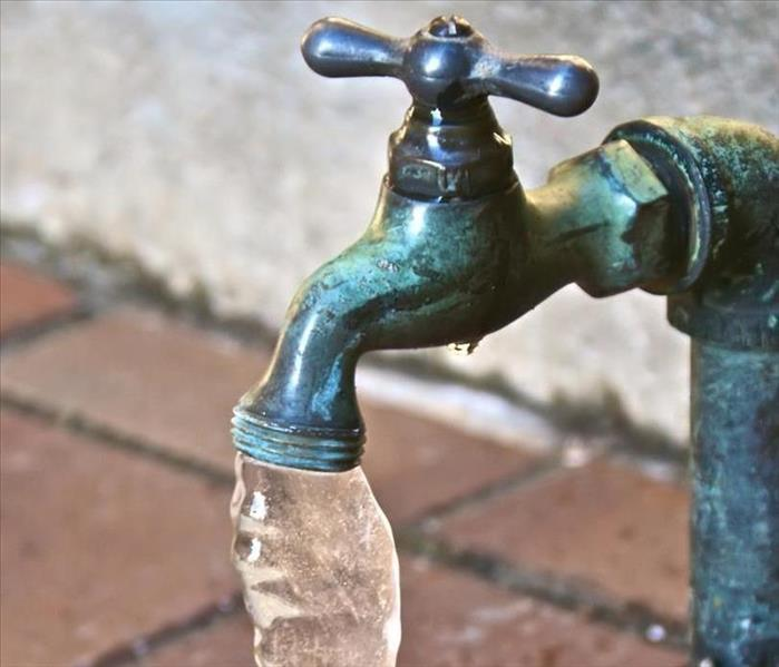 Water Damage Nassau/North Jax Homeowners: Keep on Eye on Temps to Prevent Pipes From Freezing