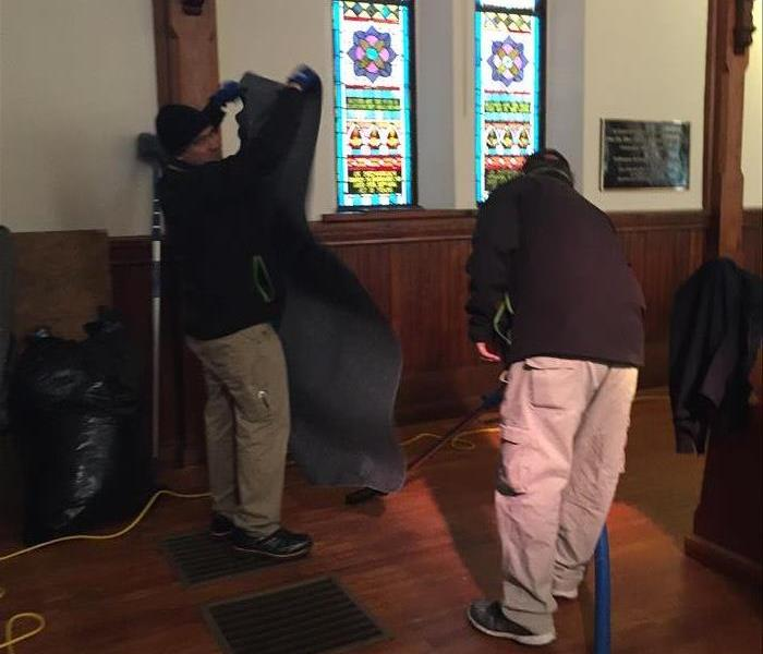 Commercial SERVPRO Assists in Restoration of Historical St. Peter's Episcopal Church, Fernandina Beach