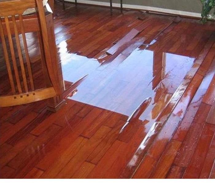 Water Damage When Water Damage Strikes, SERVPRO of Fernandina Beach/Yulee Is There!